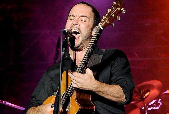 Dave Matthews Band at Greek Theatre Berkeley