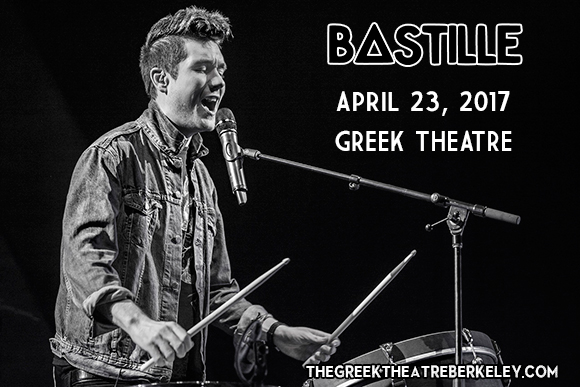 Bastille at Greek Theatre Berkeley