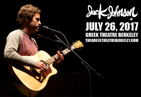 Jack Johnson at Greek Theatre Berkeley