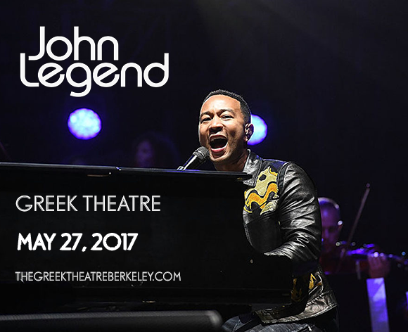 John Legend at Greek Theatre Berkeley