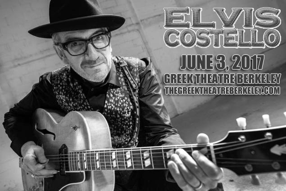 Elvis Costello & The Imposters at Greek Theatre Berkeley