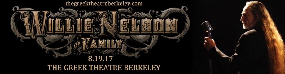 Willie Nelson & Kacey Musgraves at Greek Theatre Berkeley
