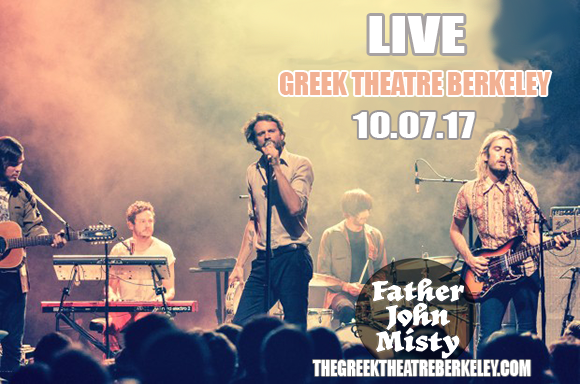 Father John Misty at Greek Theatre Berkeley