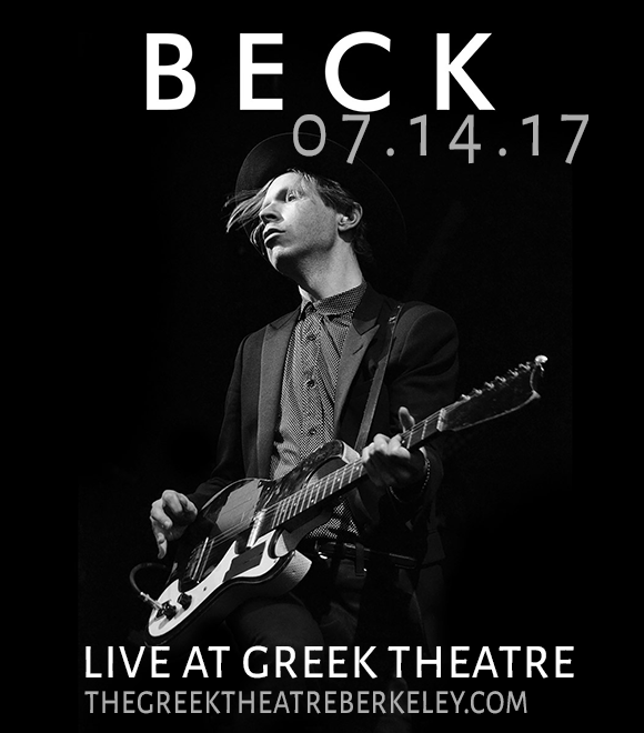 Beck at Greek Theatre Berkeley