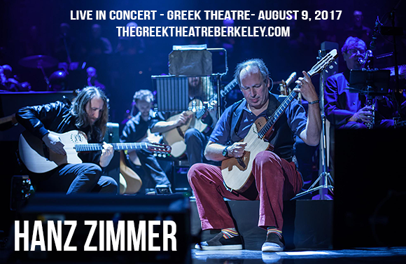 Hans Zimmer at Greek Theatre Berkeley
