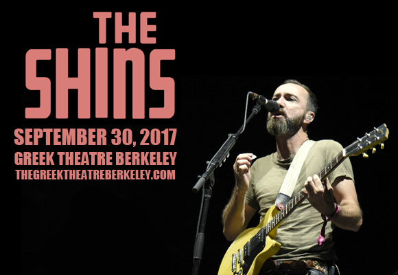 The Shins & Spoon at Greek Theatre Berkeley