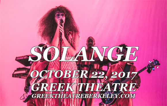 Solange at Greek Theatre Berkeley