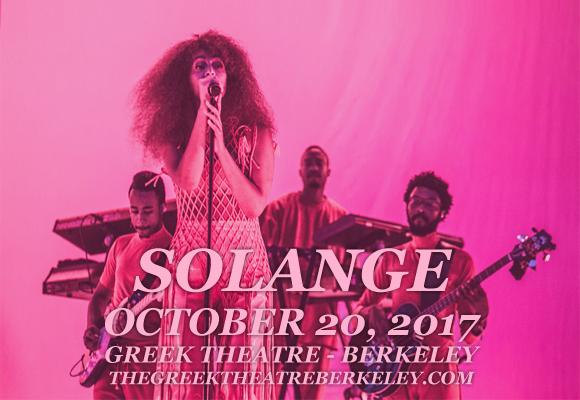 Solange, Flying Lotus, Earl Sweatshirt & Chassol at Greek Theatre Berkeley