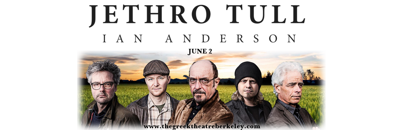 Jethro Tull at Greek Theatre Berkeley