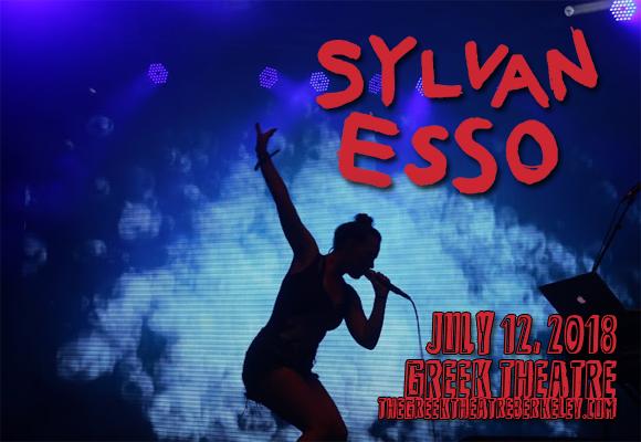 Sylvan Esso at Greek Theatre Berkeley