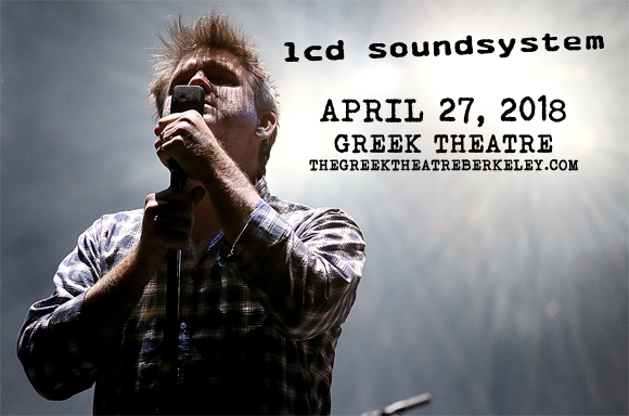 LCD Soundsystem & TV On The Radio at Greek Theatre Berkeley