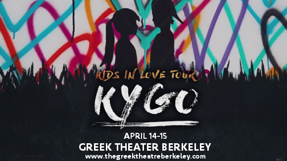 Kygo at Greek Theatre Berkeley