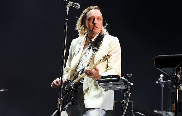 Arcade Fire at Greek Theatre Berkeley