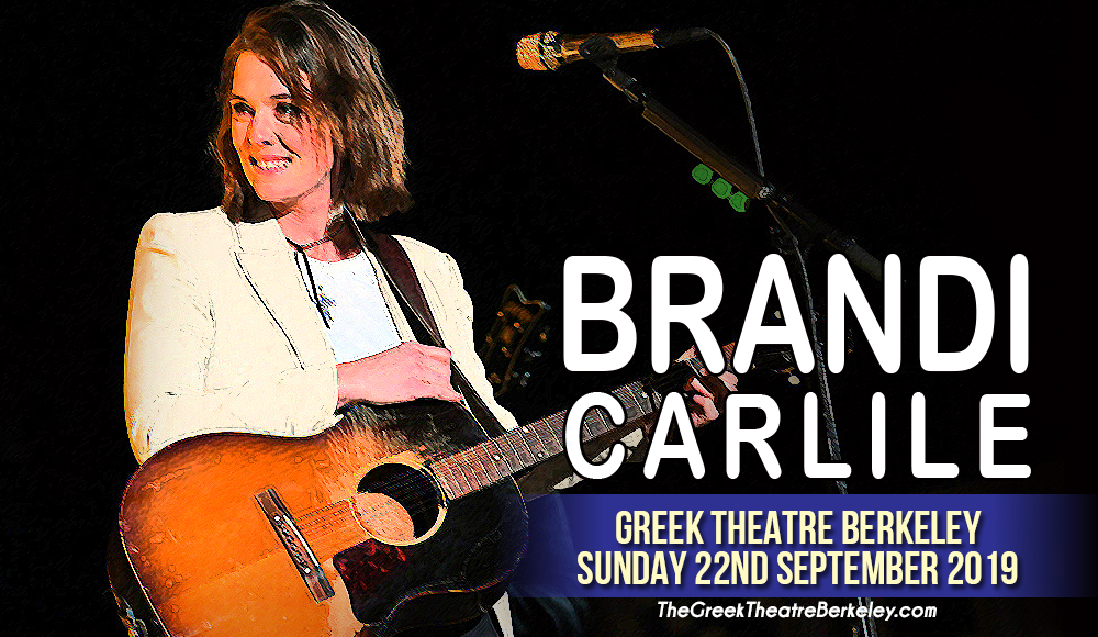 Brandi Carlile at Greek Theatre Berkeley