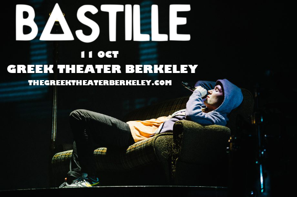 Bastille at Greek Theatre Berkeley