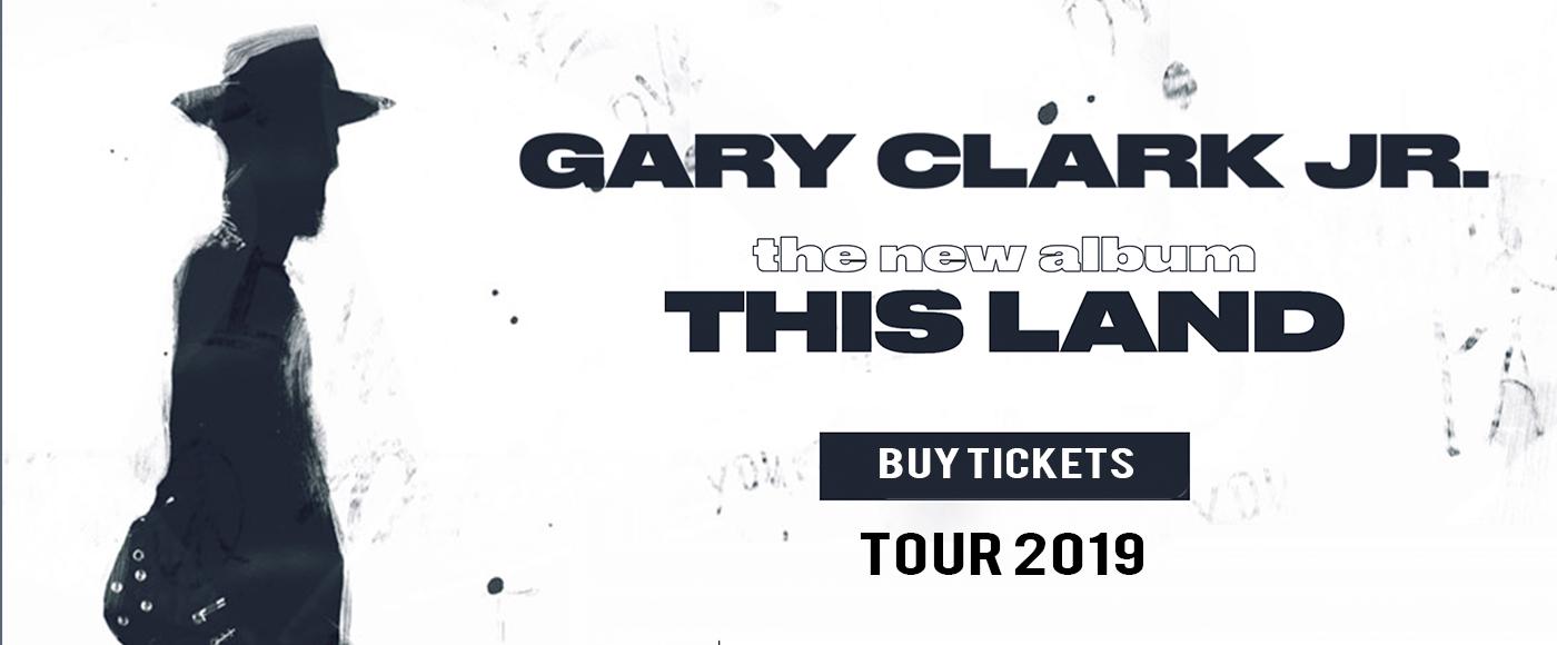 Gary Clark Jr. at Greek Theatre Berkeley