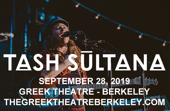 Tash Sultana at Greek Theatre Berkeley