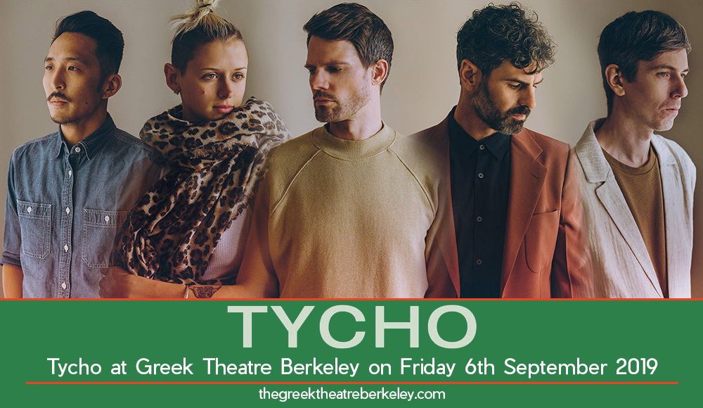 Tycho at Greek Theatre Berkeley