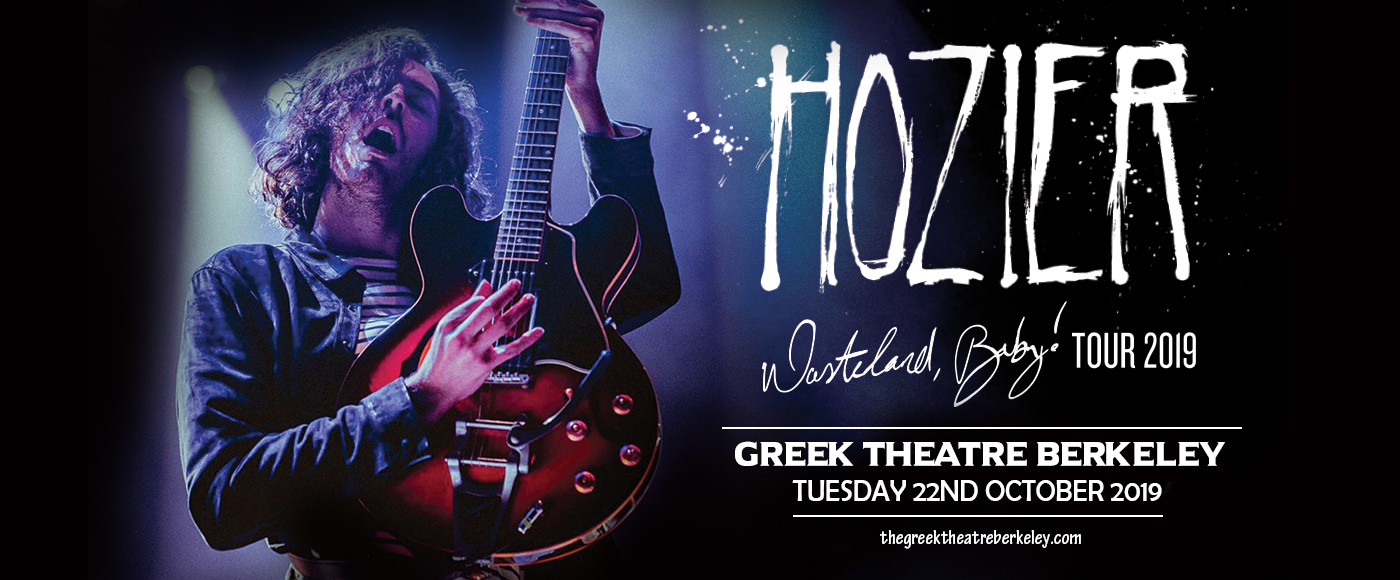 Hozier at Greek Theatre Berkeley