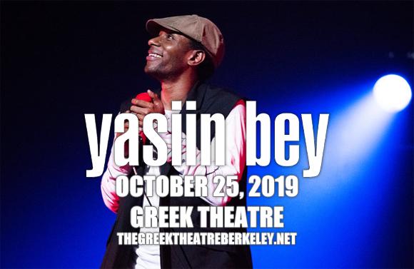 Yasiin Bey (aka) Mos Def at Greek Theatre Berkeley