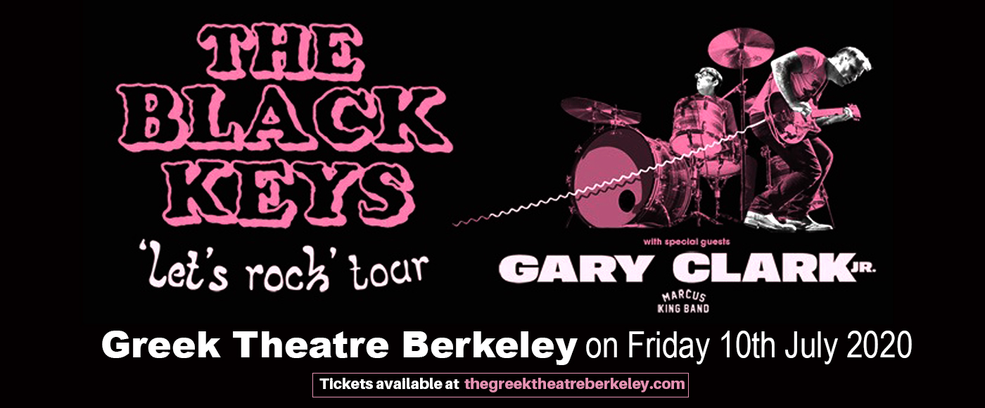 The Black Keys at Greek Theatre Berkeley