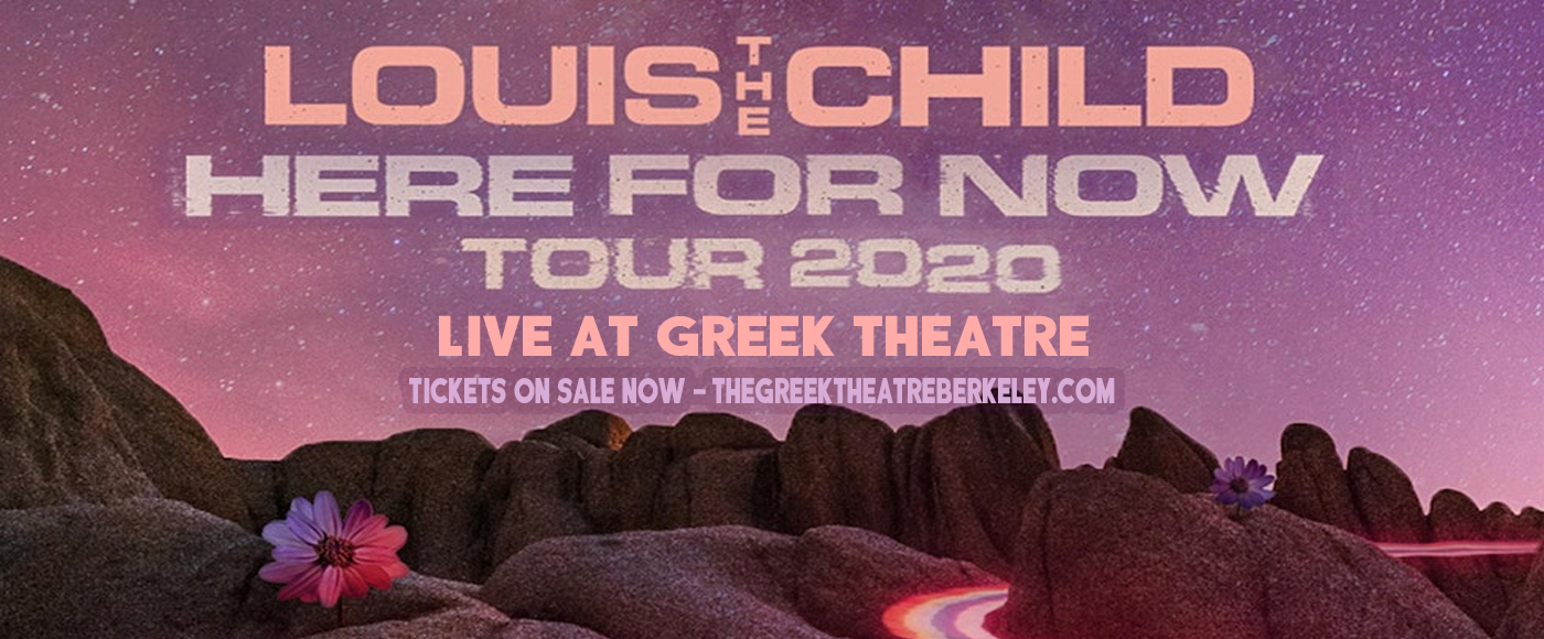 Louis The Child at Greek Theatre Berkeley