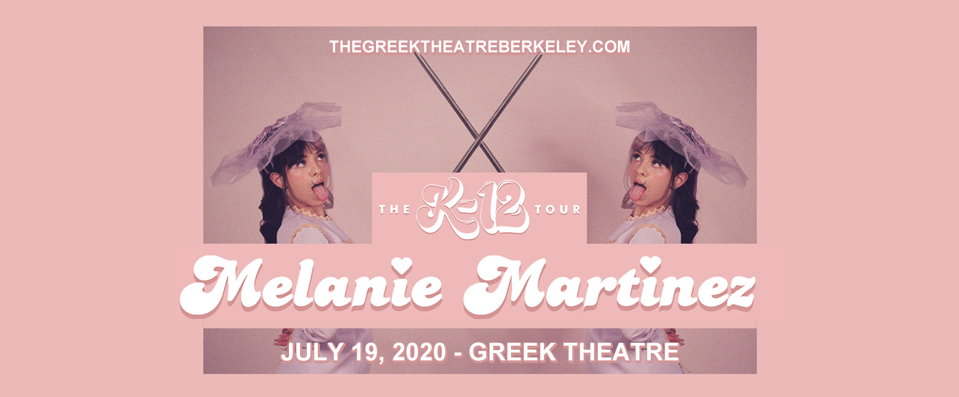 Melanie Martinez - Musician [CANCELLED] at Greek Theatre Berkeley