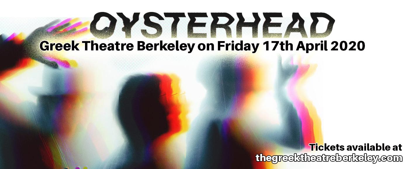 Oysterhead [CANCELLED] at Greek Theatre Berkeley
