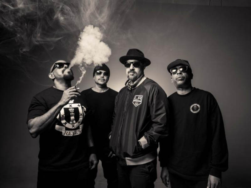 Cypress Hill & Atmosphere at Greek Theatre Berkeley