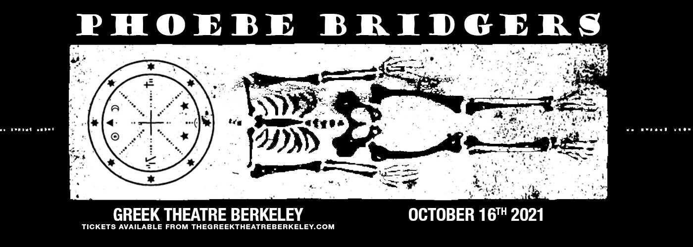 Phoebe Bridgers at Greek Theatre Berkeley